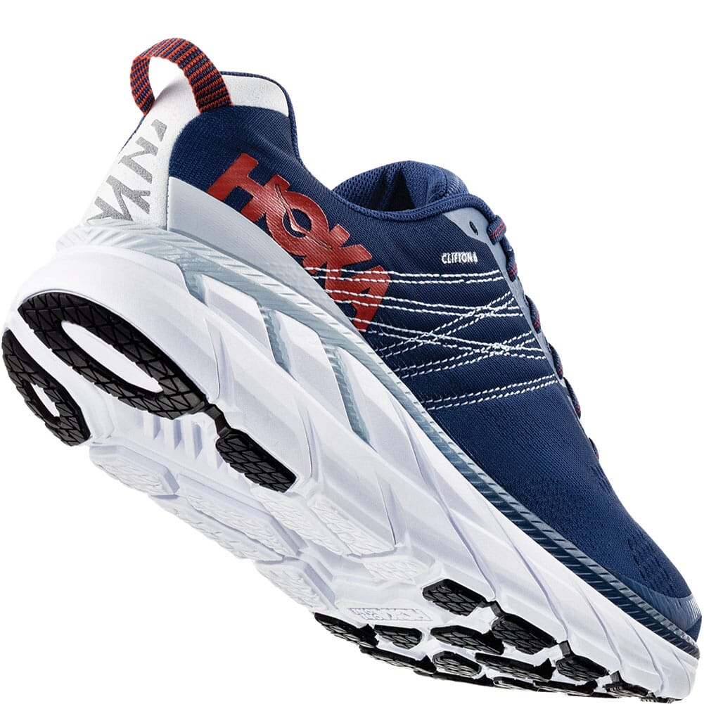 Hoka One One Men's Clifton 6 Running Shoes - Ensign Blue