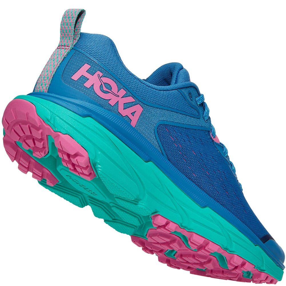 1106510-TSHR Hoka One One Women's Challenger ATR 6 Athletic Shoes - Vallarta