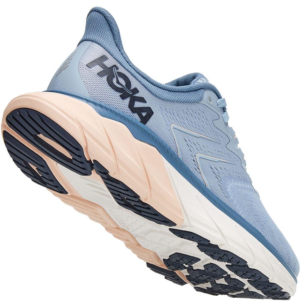 1115012-BFPB Hoka One One Women's Arahi 5 Running Shoes - Blue Fog