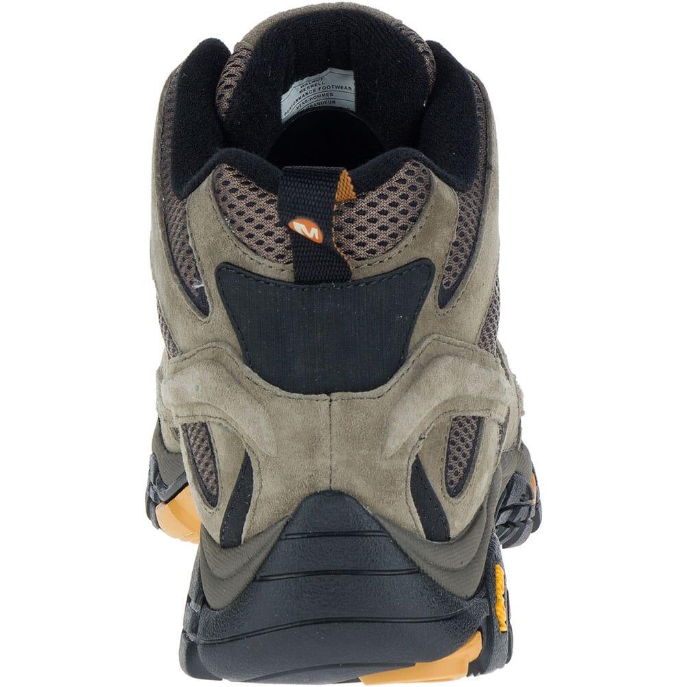 Merrell Men's Moab 2 Mid Ventilator Hiking Boots - Walnut