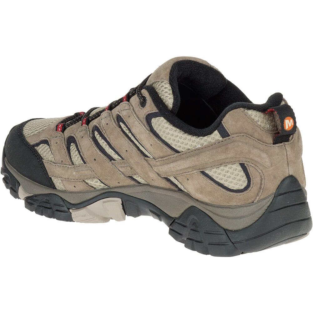 Merrell Men's Moab 2 WP Hiking Shoes - Dark Brown