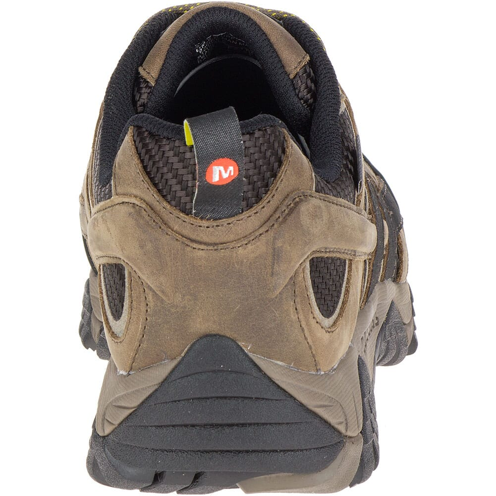 Merrell Men's Moab 2 Vent WP Safety Shoes - Boulder