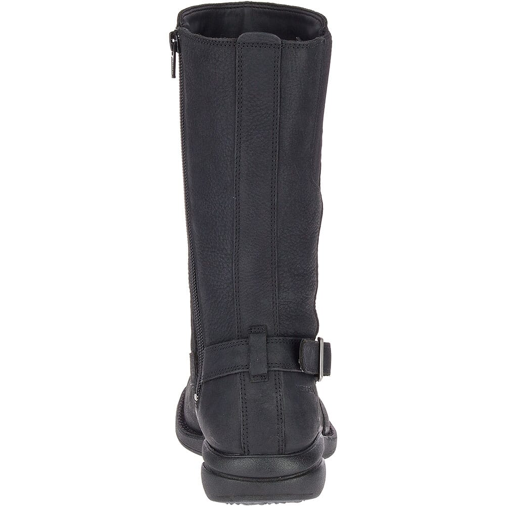 Women's Andover Peak WP Casual Boots - Black