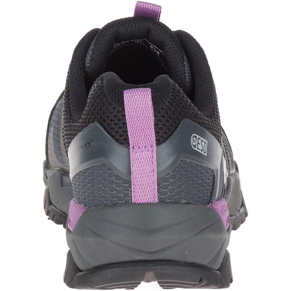 Merrell Women's Fullbench 2 SD Safety Shoes - Black