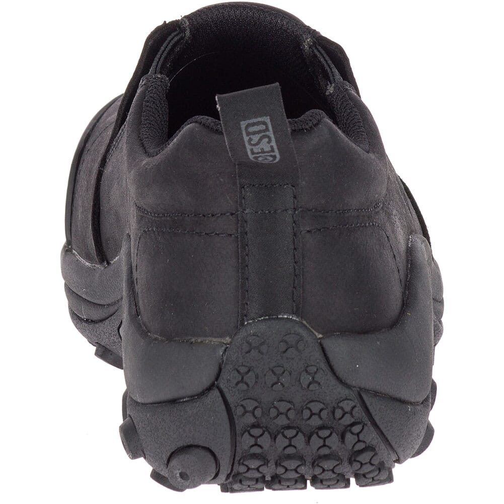 Merrell Women's Jungle Moc ESD Safety Shoes - Black