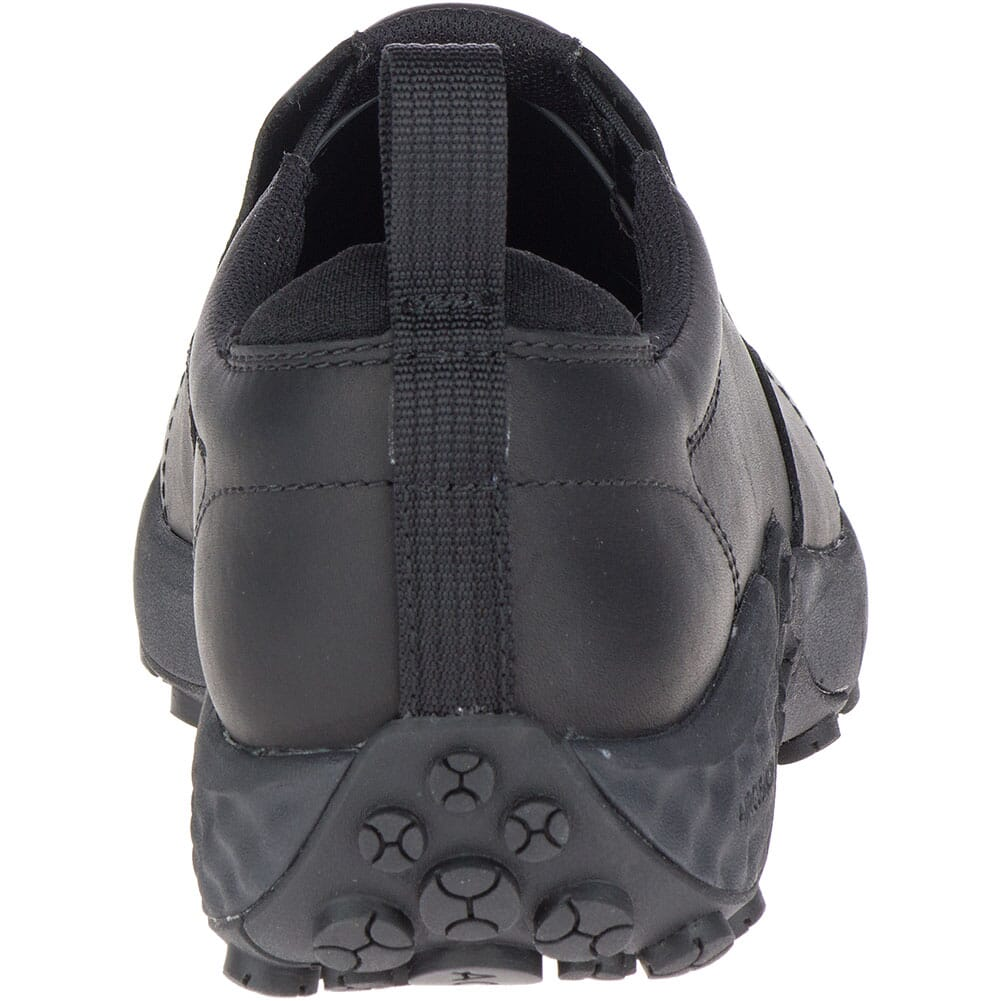 Merrell Women's Jungle Moc AC+ Pro Work Shoes - Black
