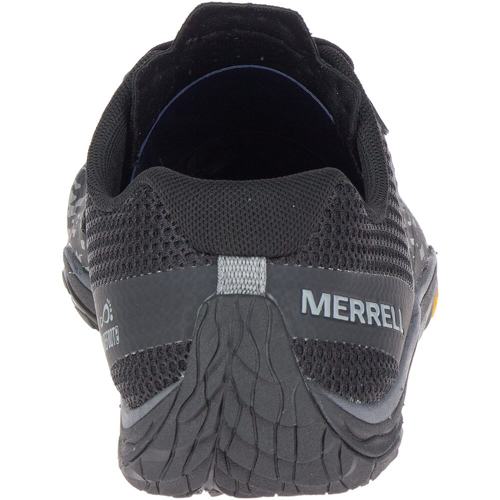 Merrell Men's Trail Glove 5 Athletic Shoes - Black