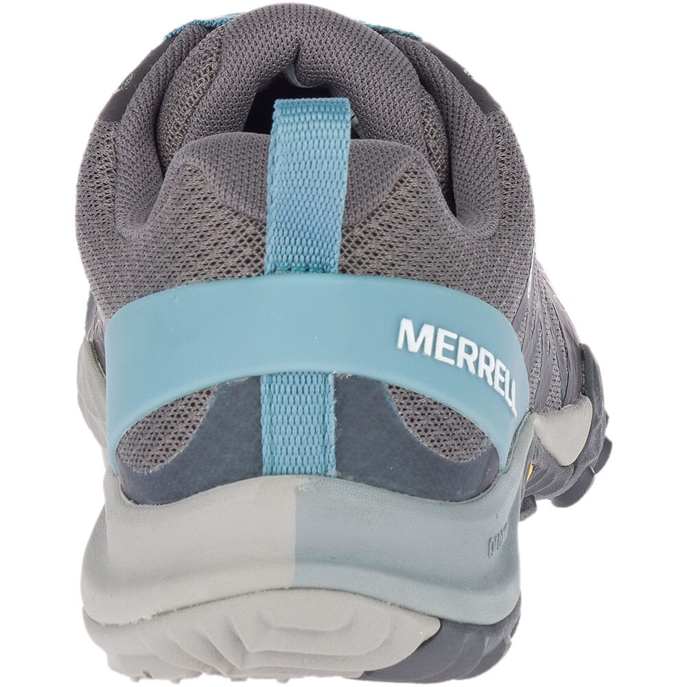 Merrell Women's Siren 3 WP Hiking Shoes - Blue Smoke