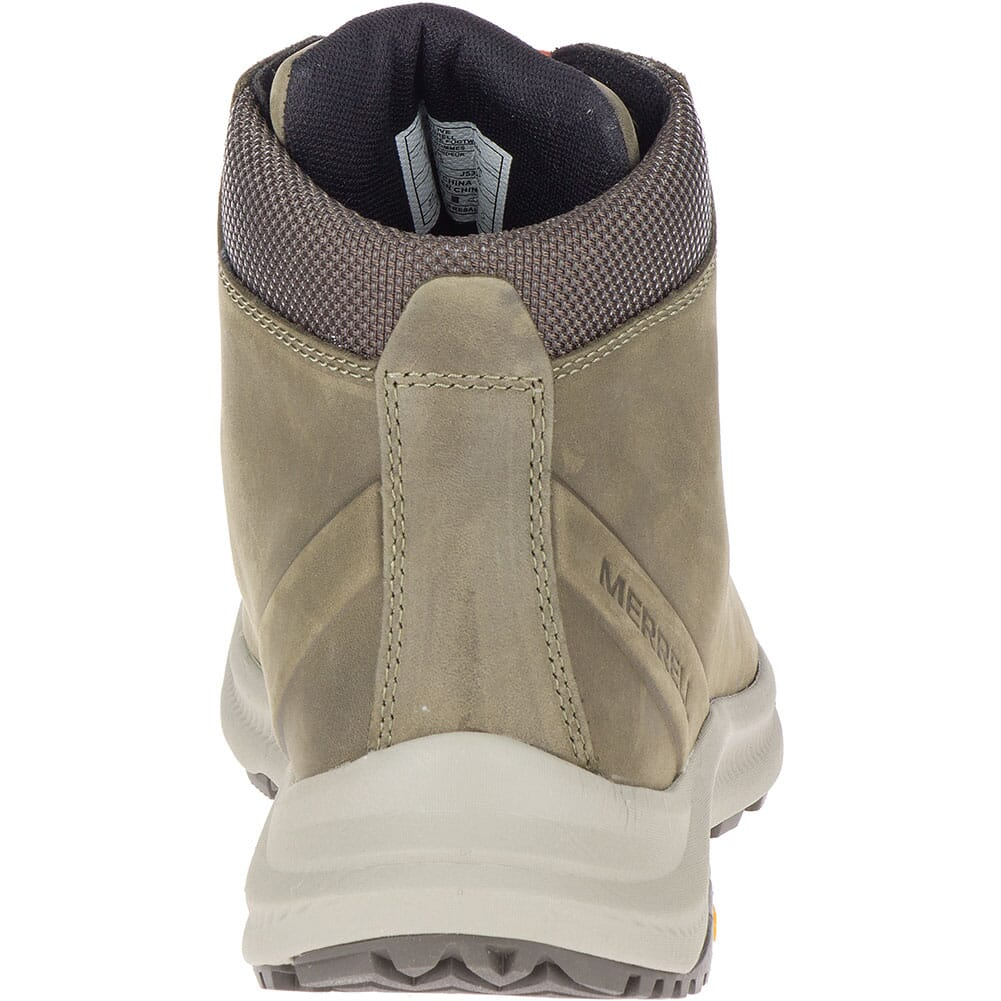 Merrell Men's Ontario Mid Hiking Boots - Olive
