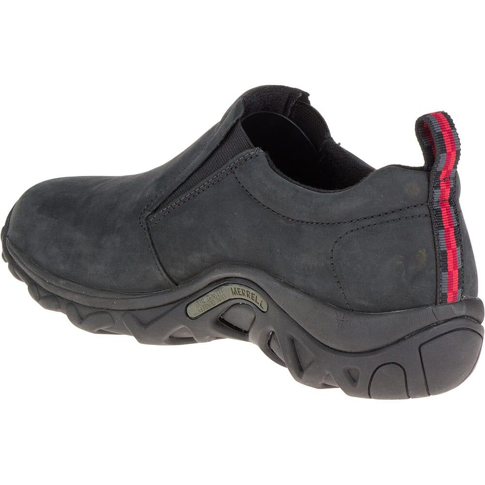 Merrell Men's Jungle Moc Nubuck Casual Shoes - Black