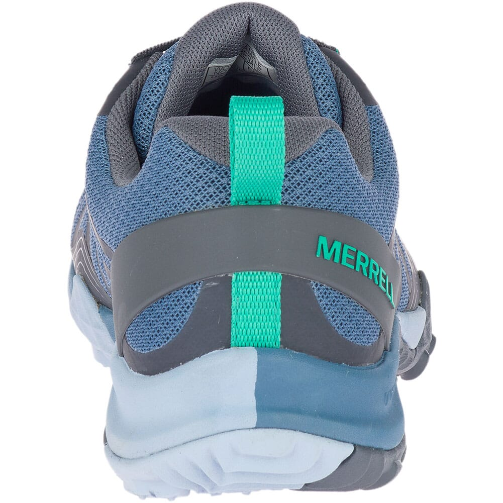 Merrell Women's Siren 3 WP Hiking Shoes - Bluestone
