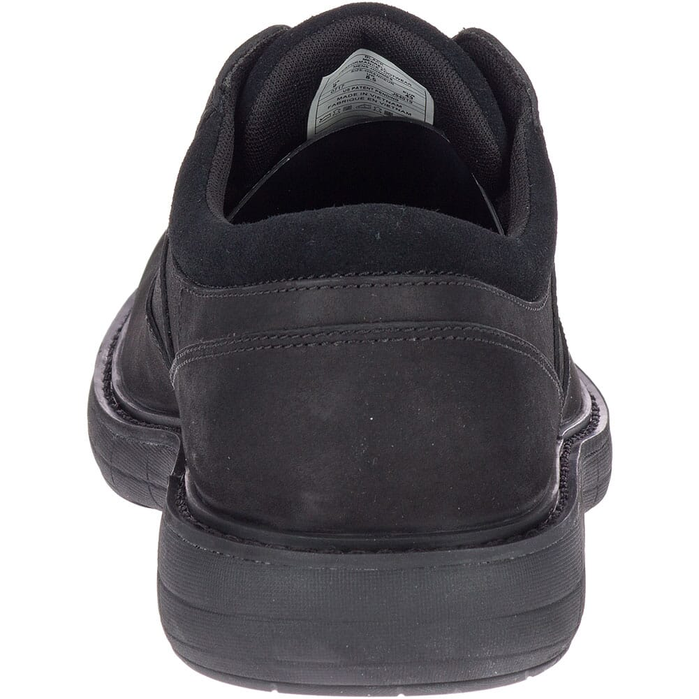 Merrell Men's World Vue Lace Wide Casual Shoes - Black