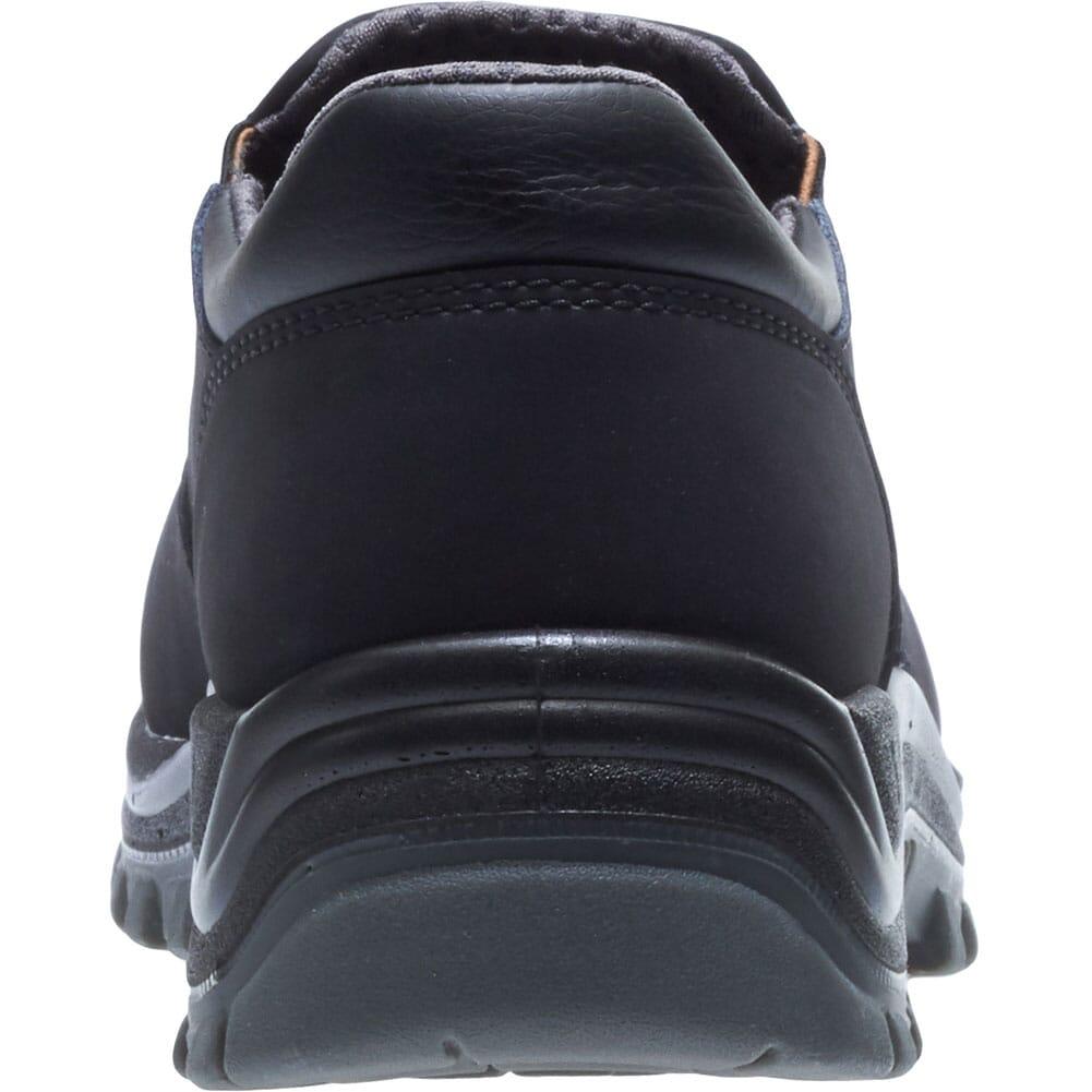 Hytest Men's Knox Direct Attach Safety Slip On - Black