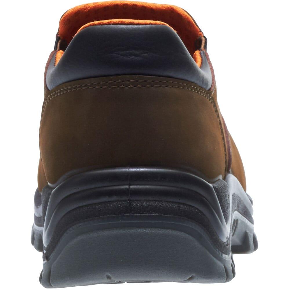Hytest Men's Knox Direct Attach Safety Slip On - Brown