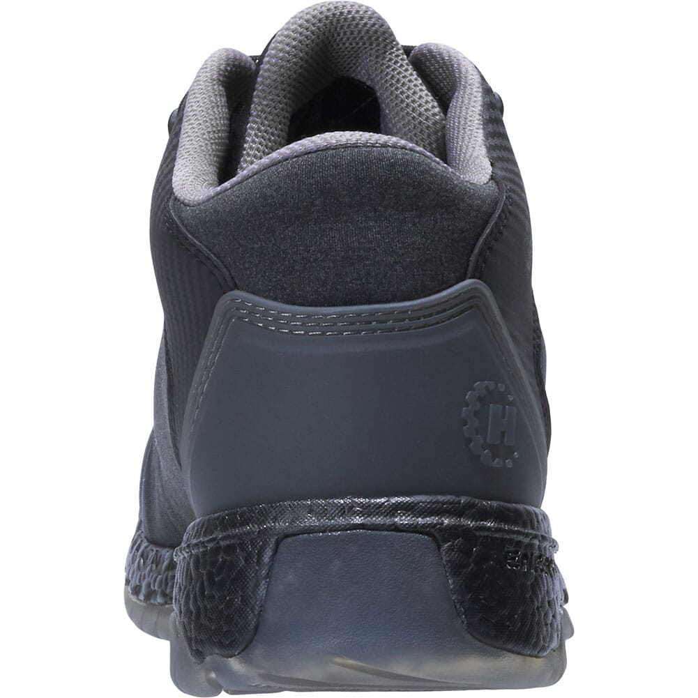 Footrests by Hytest Men's 2.0 Xergy Trainer Safety Shoes - Grey