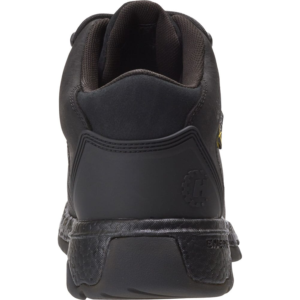 Hytest Men's Footrests 2.0 Baseline Safety Shoes - Black