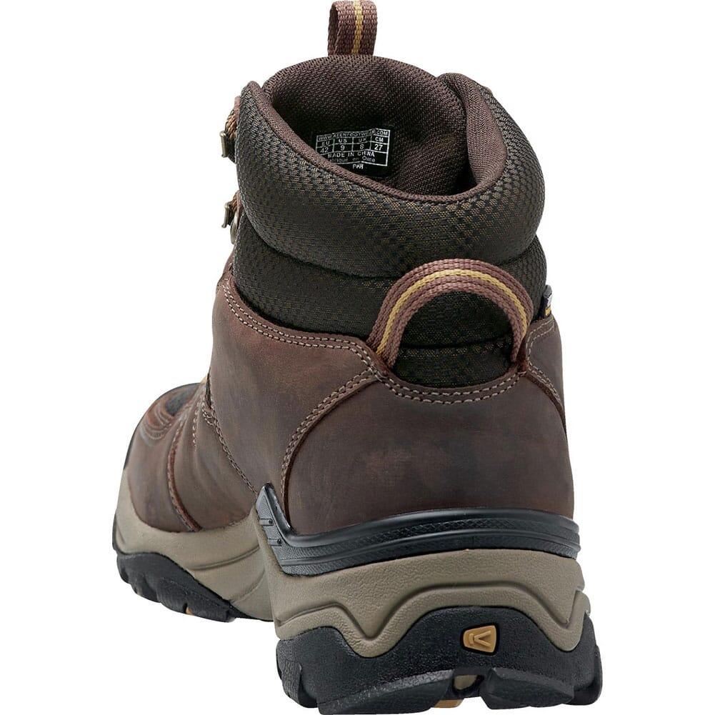 KEEN Men's Gypsum II WP Hiking Boots - Coffee Bean