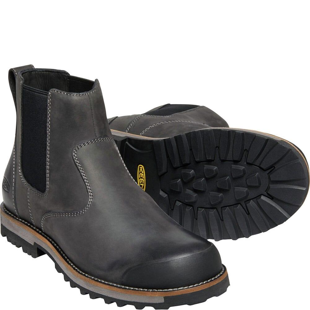 1021638 KEEN Men's The 59 II Chelsea Casual Boots - Magnet