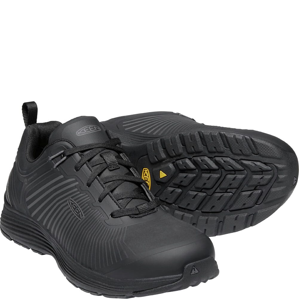 1024191 KEEN Utility Men's Sparta XT EH Safety Shoes - Black