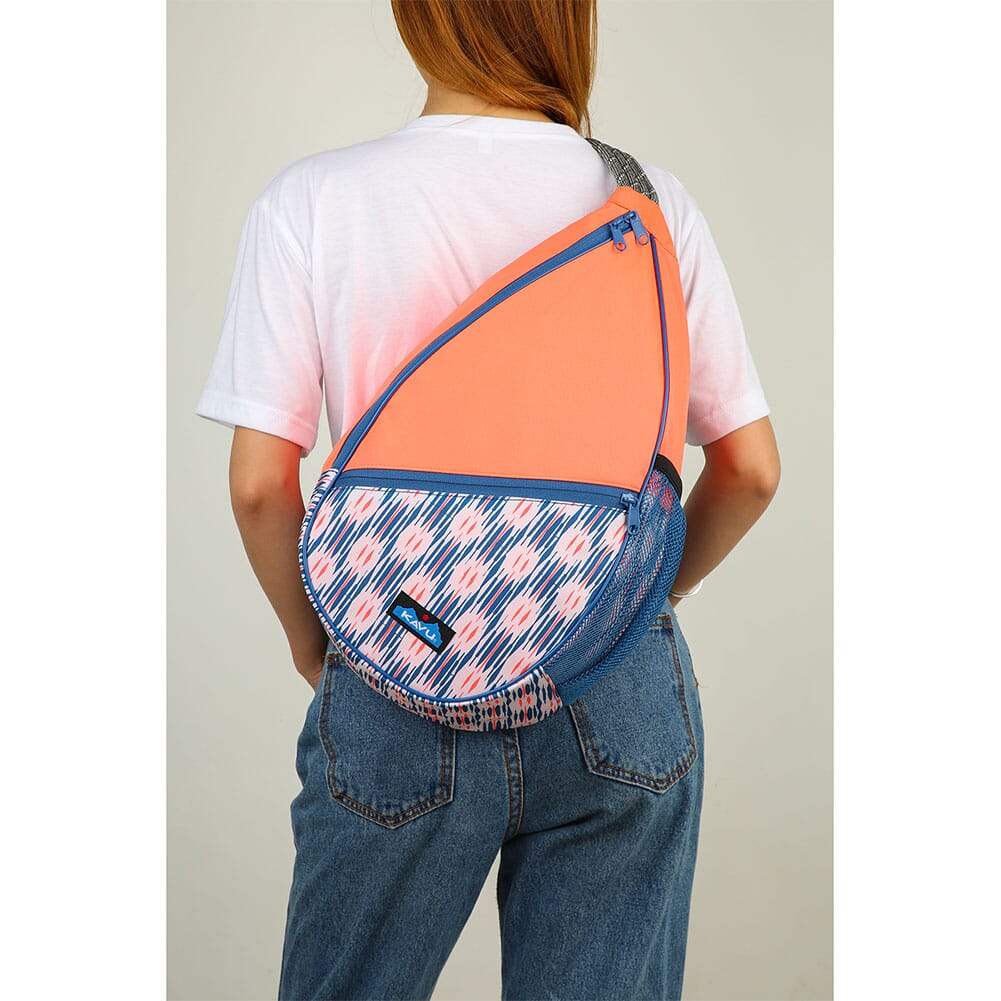 870-1415 Kavu Women's Paxton Pack Rope Bag - Hazy Impressions