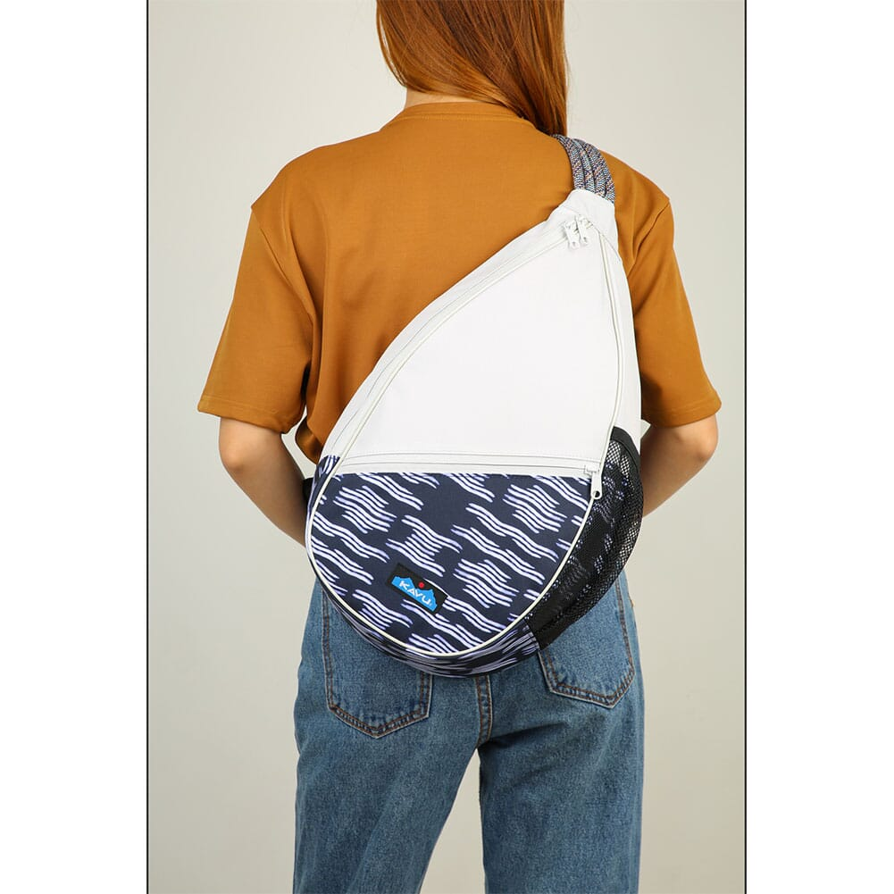 870-1420 Kavu Women's Paxton Pack Rope Bag - Evening Tide