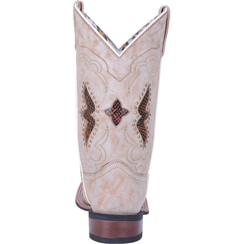 5712 Laredo Women's Spellbound Western Boots - Off White