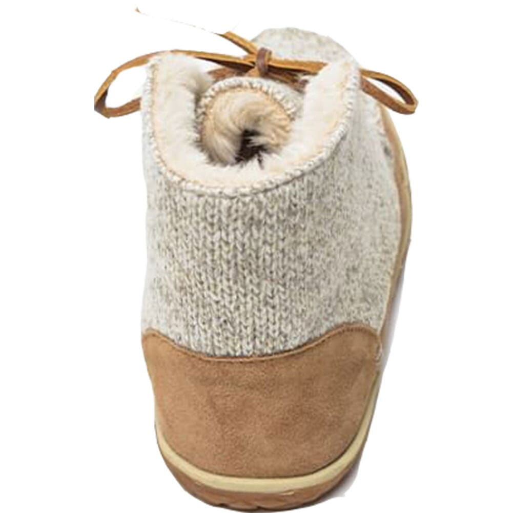 40142 Minnetonka Women's Torrey Sheepskin Moccasins - Cinnamon