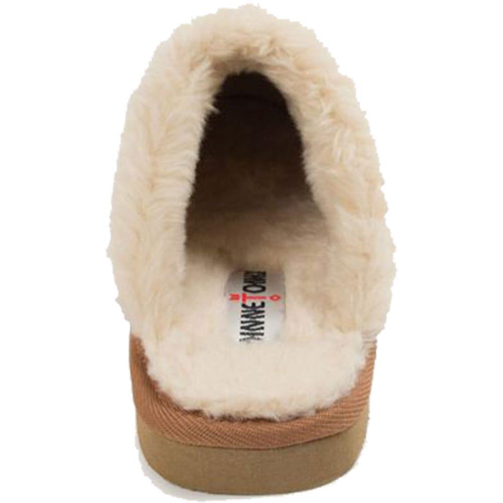 40882 Minnetonka Women's Chesney Moccasin Slippers - Cinnamon