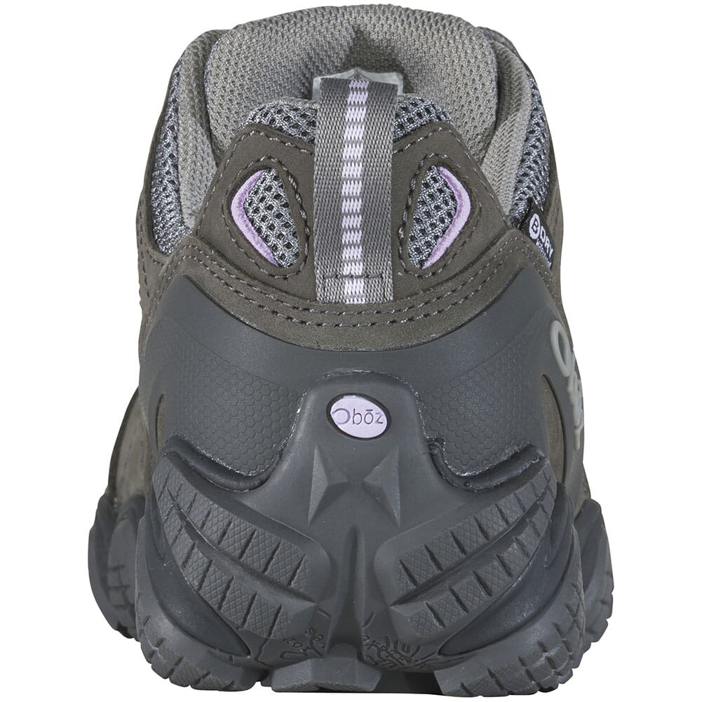23402-PLLC OBOZ Women's Sawtooth II Low WP Hiking Shoes - Pastel Lilac