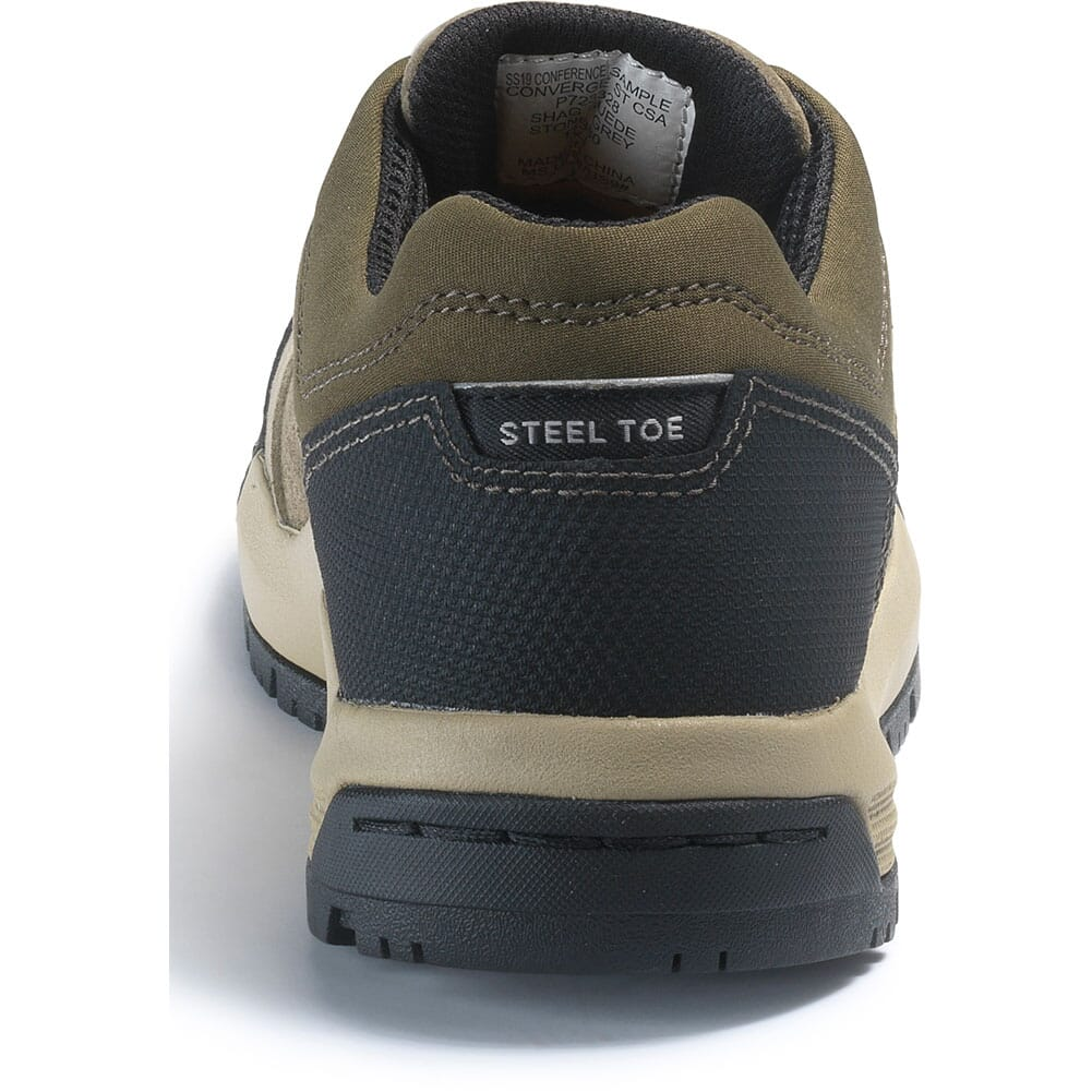 Caterpillar Men's Converge Safety Shoes - Olive