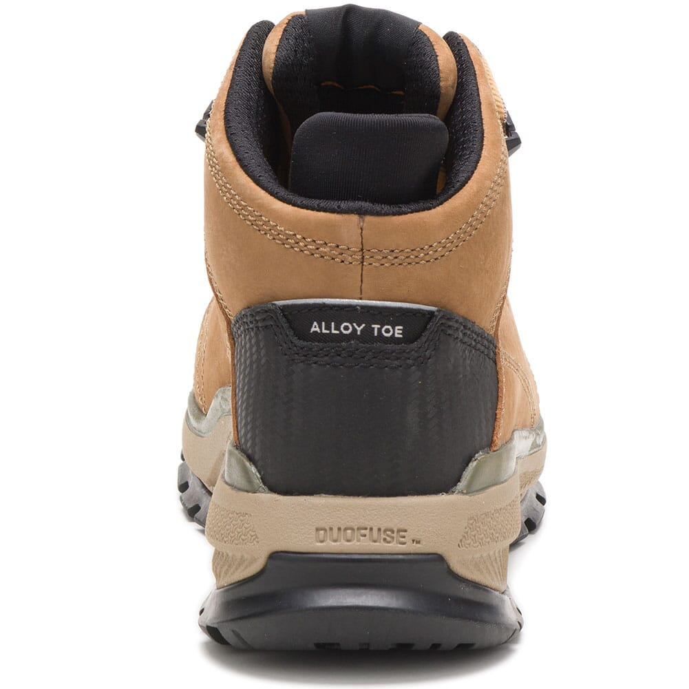 Caterpillar Men's Utilize WP Safety Boots - Sand