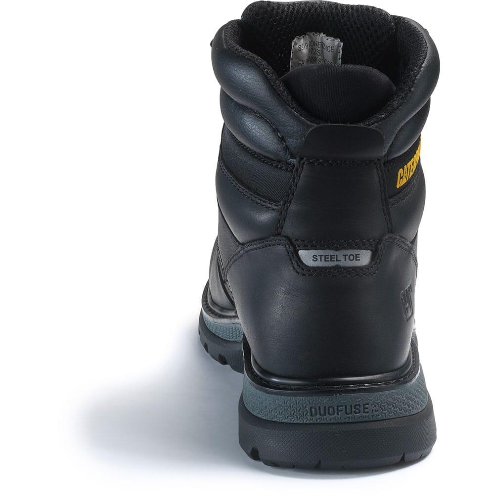 Caterpillar Men's Fairbanks Safety Boots - Black