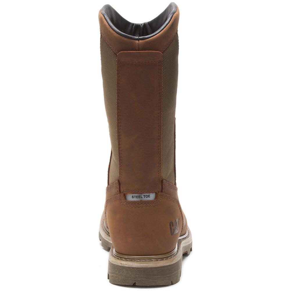 91109 Caterpillar Men's Stillwell Pull On WP Safety Boots - Butterscotch