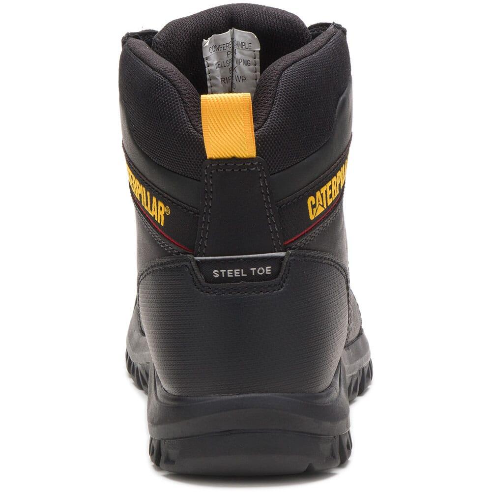 91114 Caterpillar Men's Wellspring WP Met Guard Safety Boots - Black