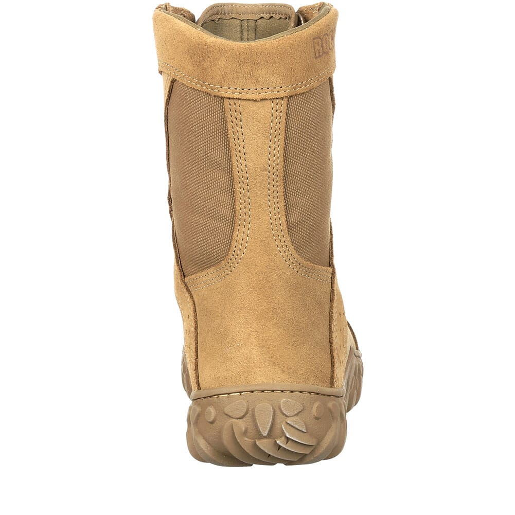 Rocky Men's S2V Tactical Safety Boots - Coyote Brown