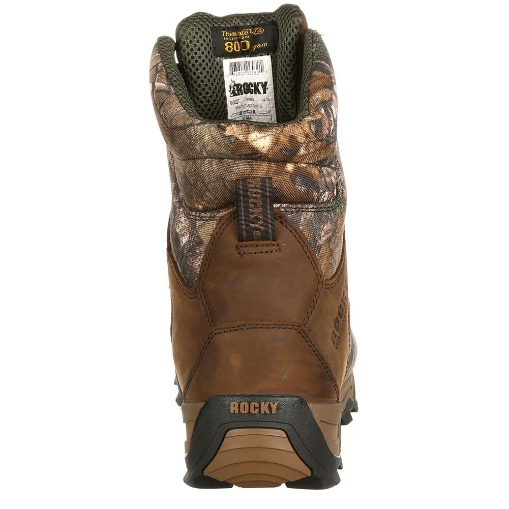 Rocky Men's Retraction Hunting Boots - Realtree Xtra