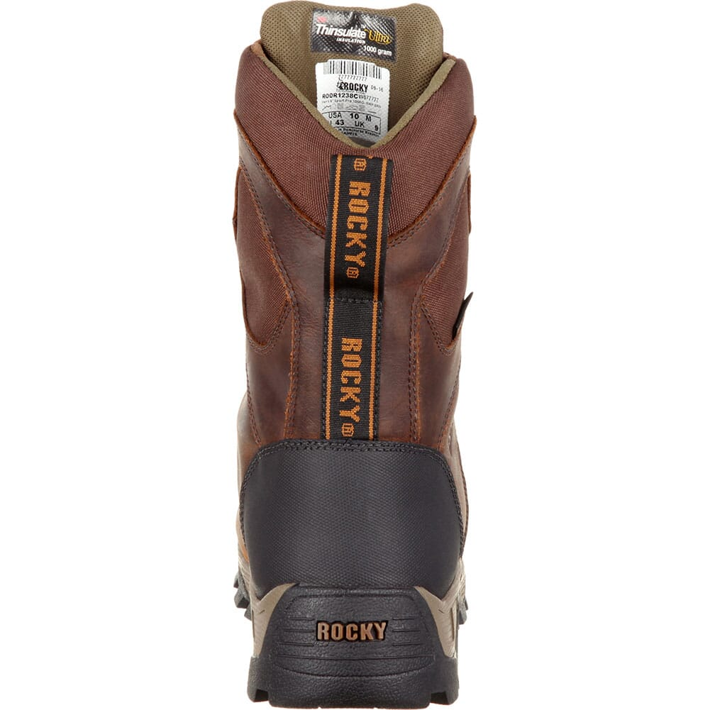 Rocky Men's Sport PRO 200G WP Hunting Boots - Dark Brown