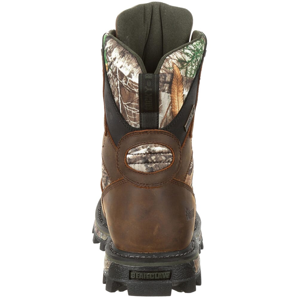 Rocky Men's Bearclaw FX WP Hunting Boots - Realtree Camo