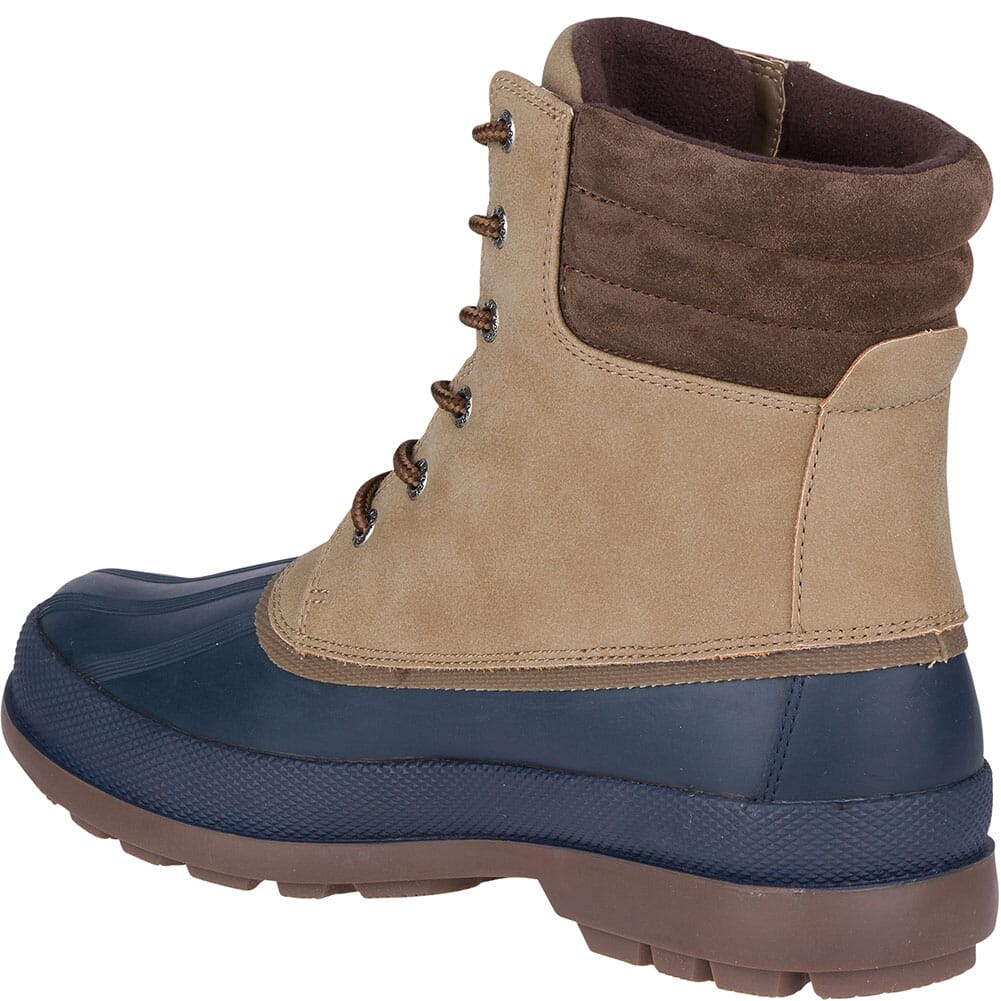 Sperry Men's Cold Bay Pac Boots - Taupe/Navy