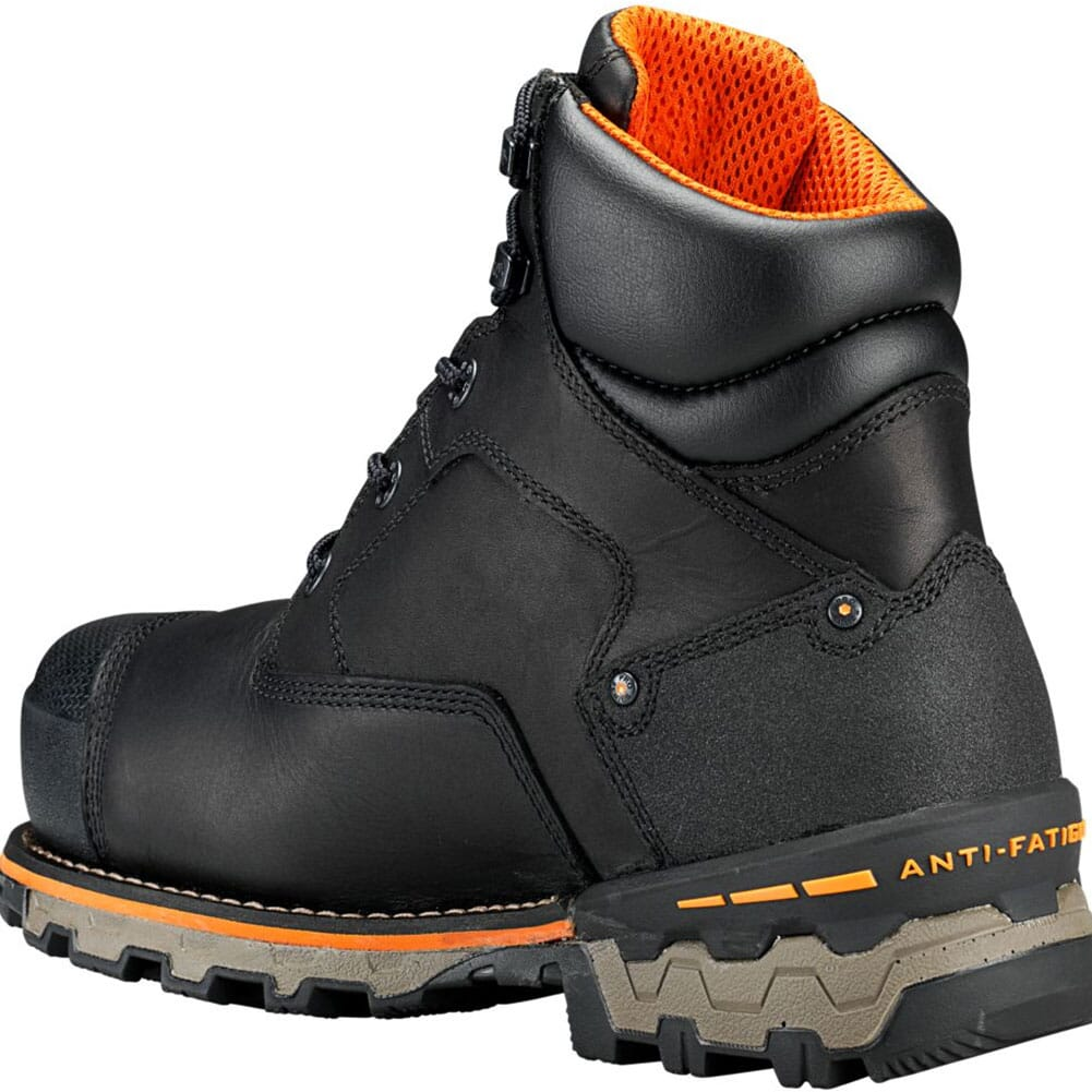 Timberland PRO Men's Boondock Safety Boots - Black