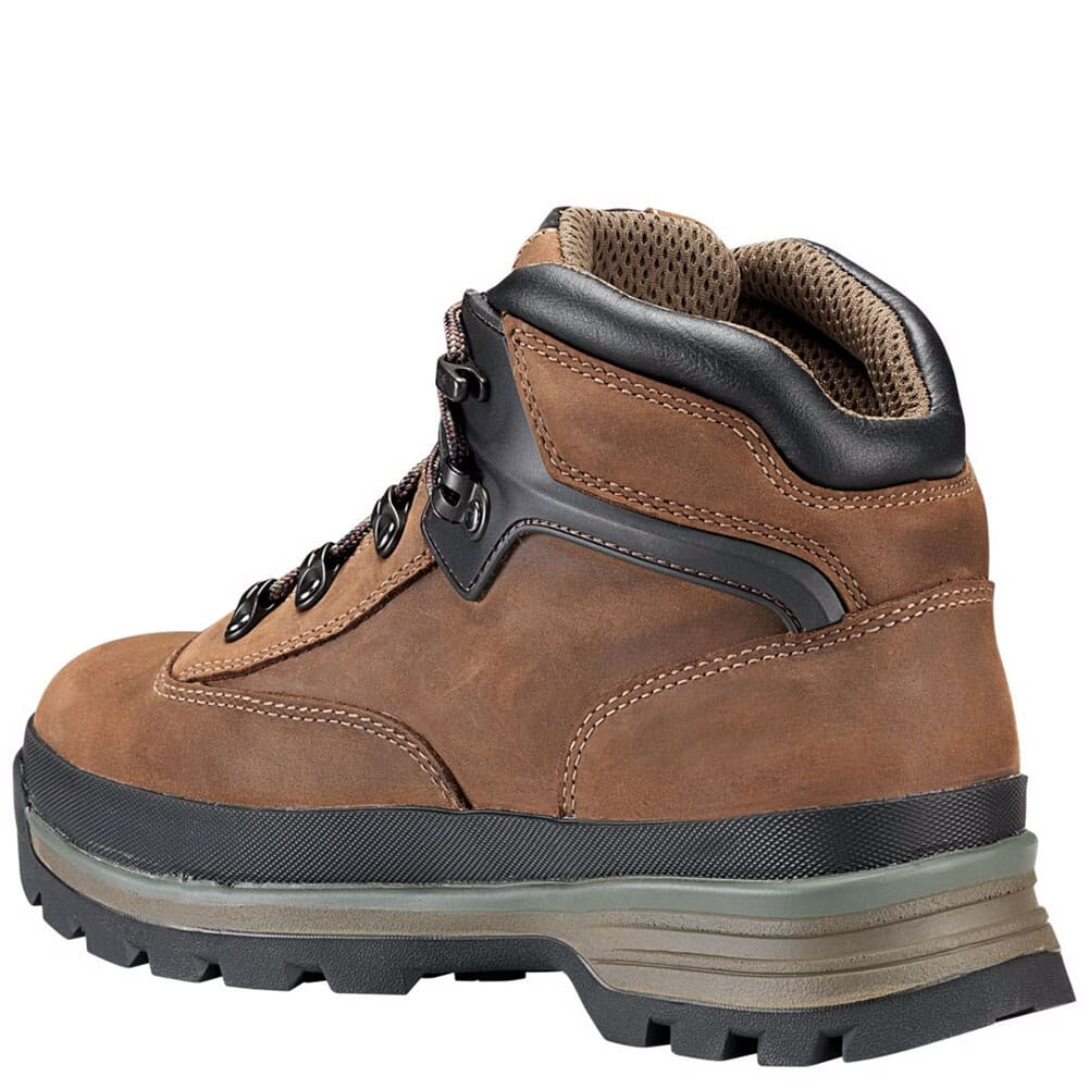 Timberland Pro Men's Euro Hiker Safety Boots - Brown