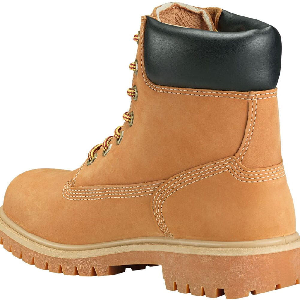 Timberland PRO Women's Direct Attach Safety Boots - Wheat