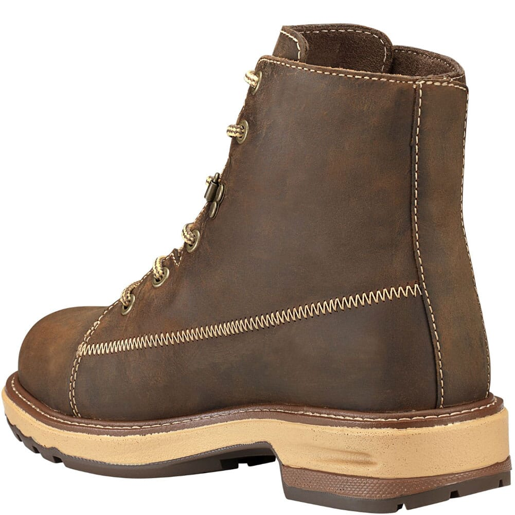 Timberland PRO Women's Hightower Safety Boots - Dark Brown