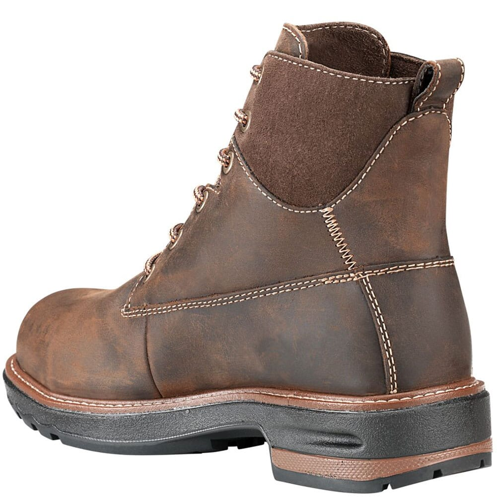 Timberland PRO Women's Hightower WP Safety Boots - Dark Brown