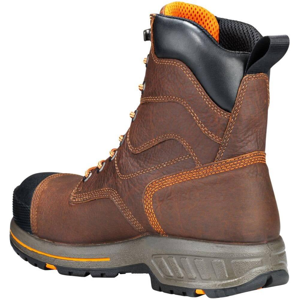 Timberland PRO Men's Helix HD Safety Boots - Brown