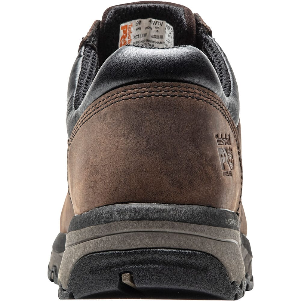 A1WTV214 Timberland Pro Men's Jigsaw Met Guard Safety Shoes - Brown
