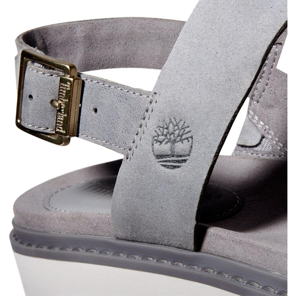 A2FG6050 Timberland Women's Safari Dawn 2 Band Sandals - Grey