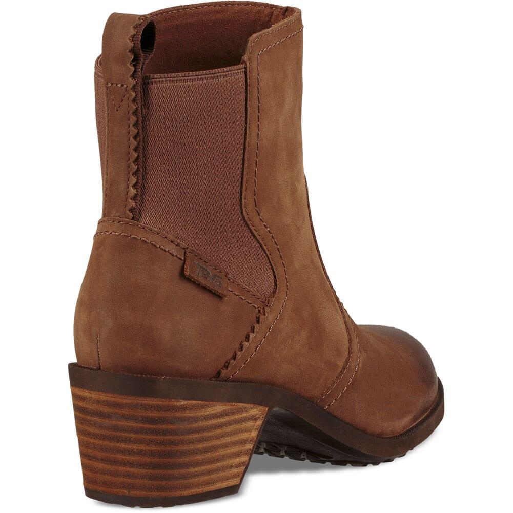 Teva Women's Anaya Chelsea WP Casual Boots - Bison