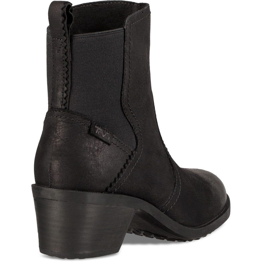 Teva Women's Anaya Chelsea WP Casual Boots - Black