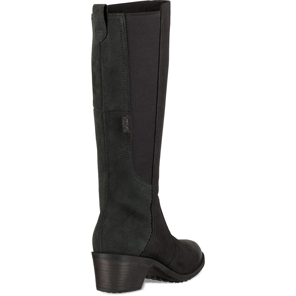 Teva Women's Anaya Tall WP Casual Boots - Black